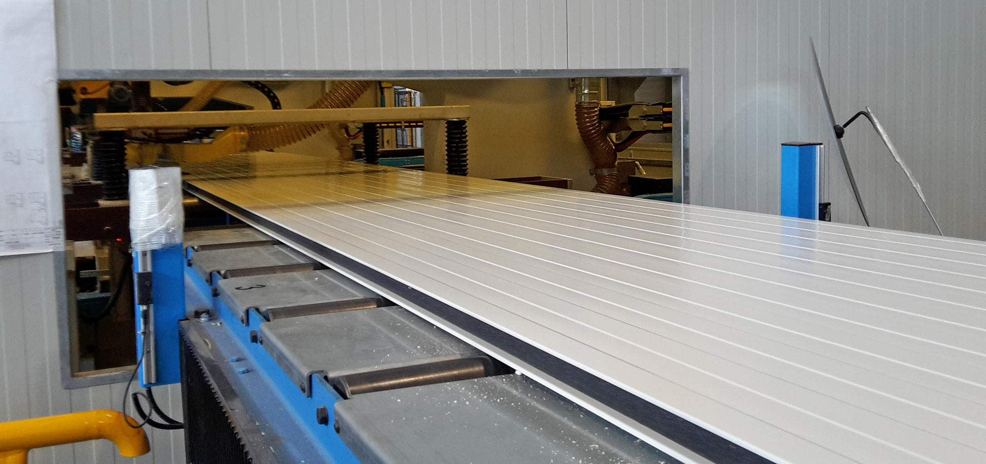 Production Insulated Panels